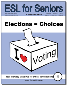 Book cover - Elections=Choices-Iwona Buziak-Mohamed
